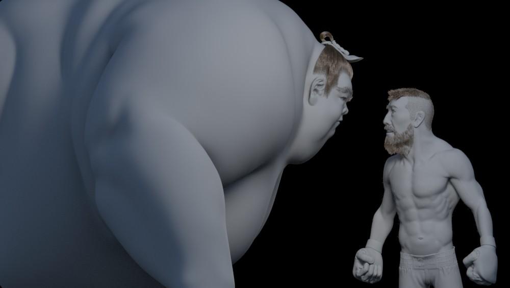 3D Karakter Modelleme Yapanlar