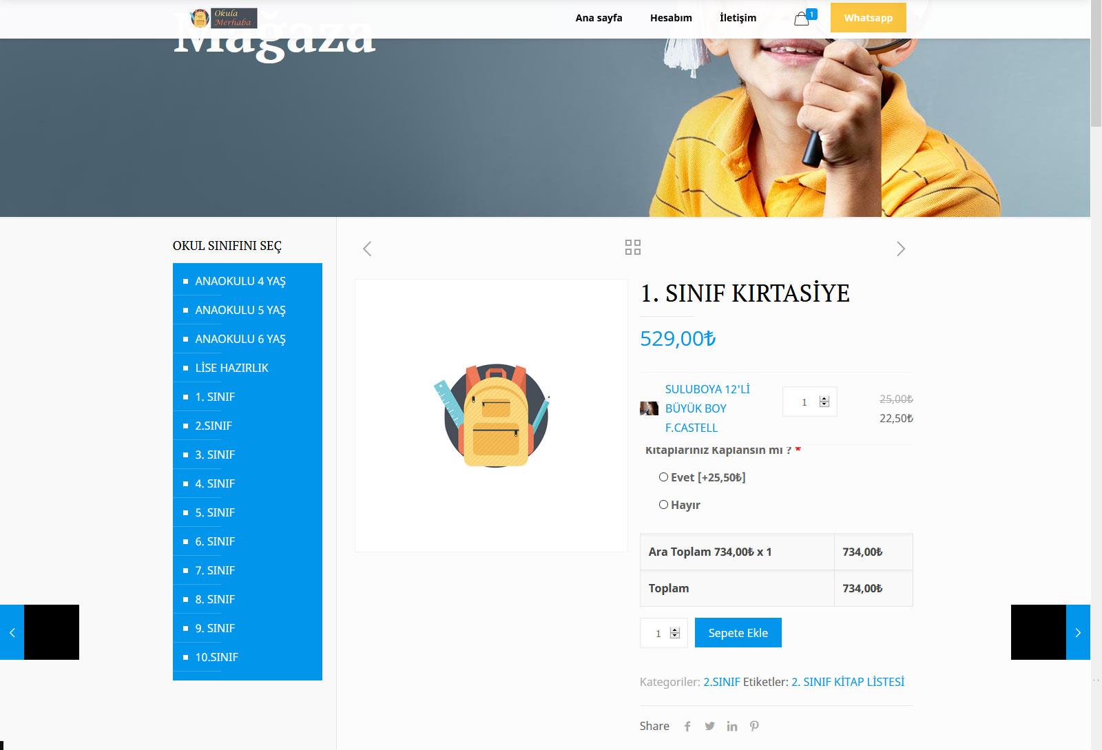 Kırtasiye Online Yazılım Şirketi