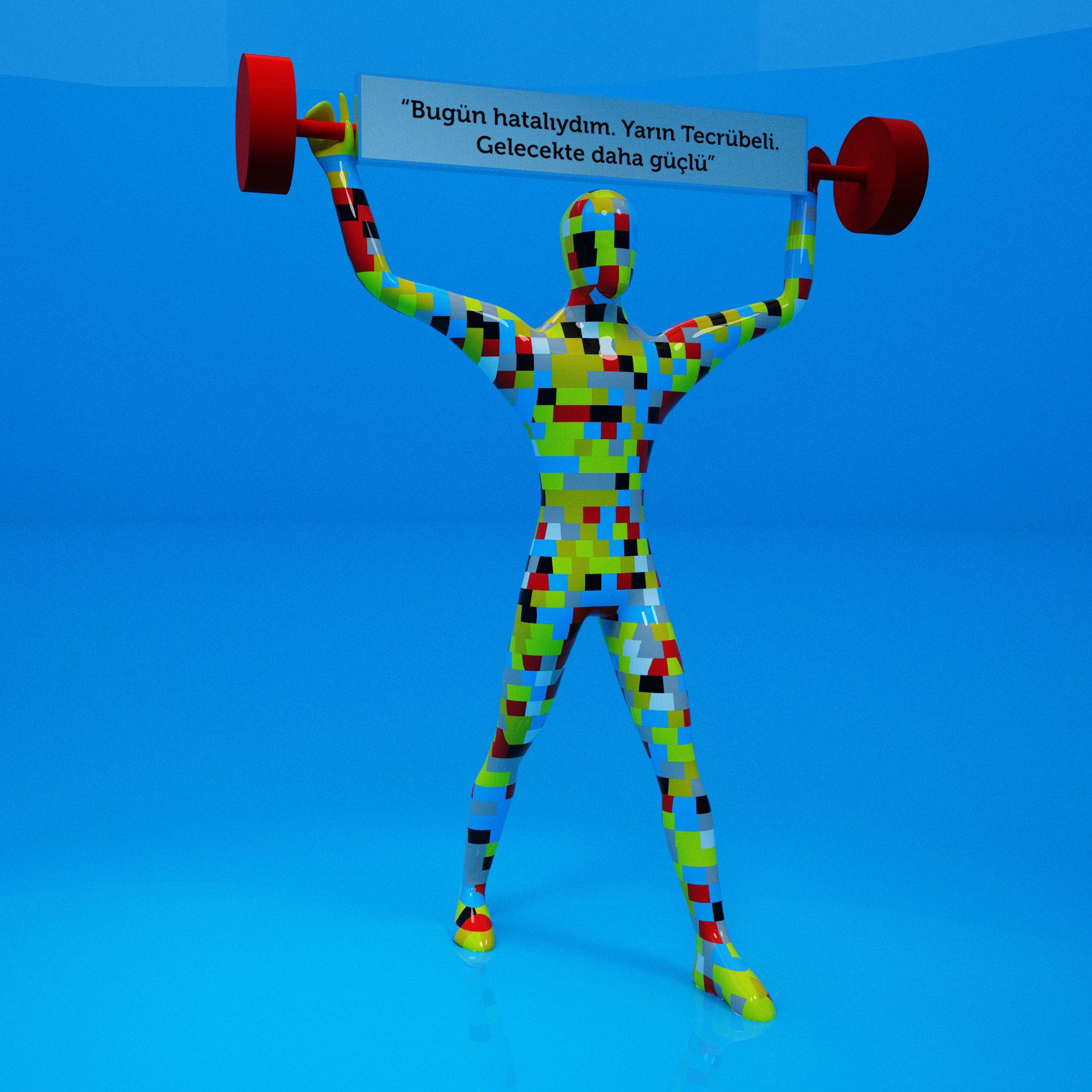 3D-Lego-Modelleme