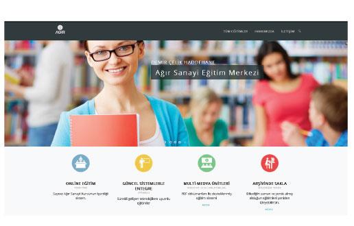 Online Uzaktan Egitim Modeli